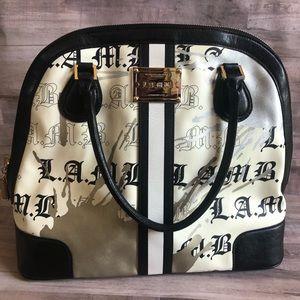 L.A.M.B. Alchemy Bowler Bag Collectible Authentic